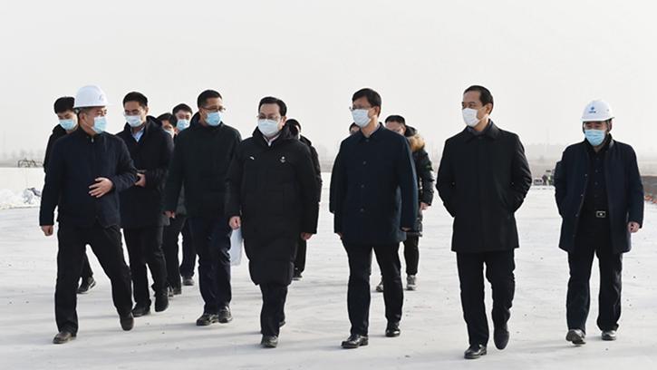 张国华调研京雄高速出入口建设
